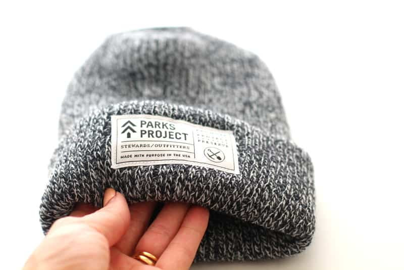 J'adore – Gifts that Give Back - Parks Projects Beanie