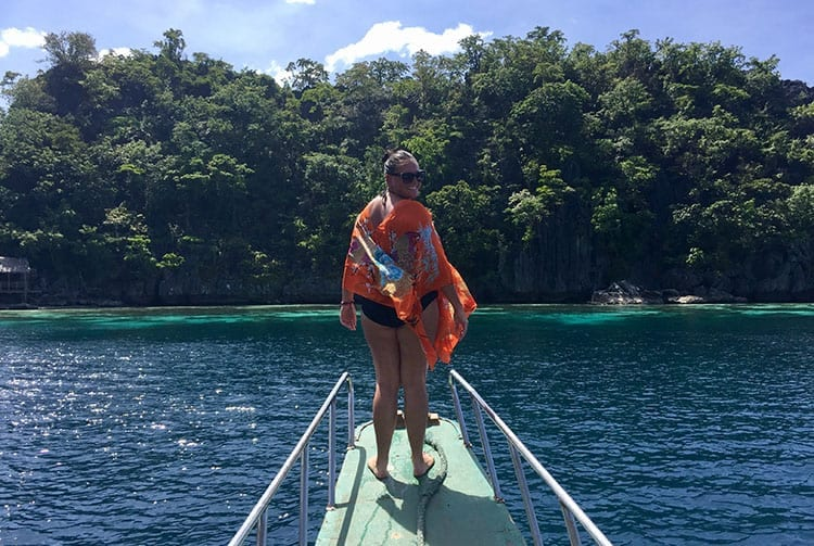 Traveler Tuesday – Abbie of Speck on the Globe - Bathing Suit