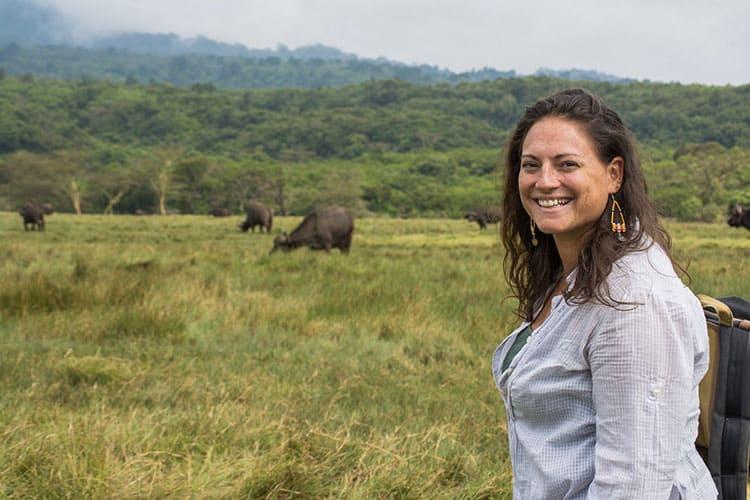 Traveler Tuesday – Abbie of Speck on the Globe-Buffalo