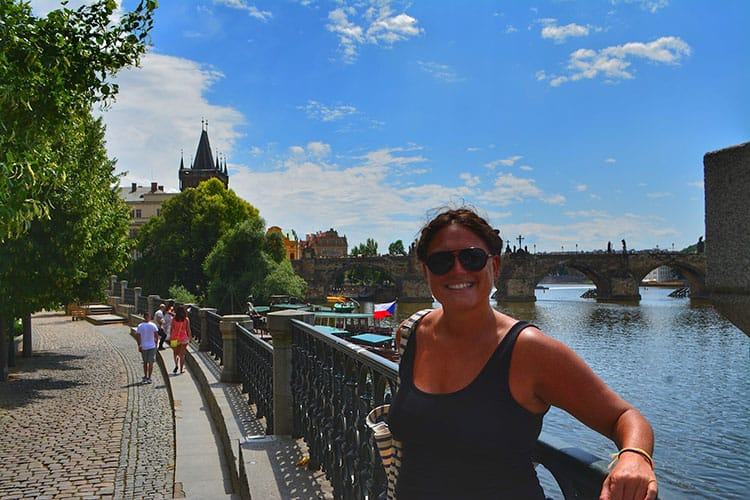 Traveler Tuesday – Abbie of Speck on the Globe - Europe