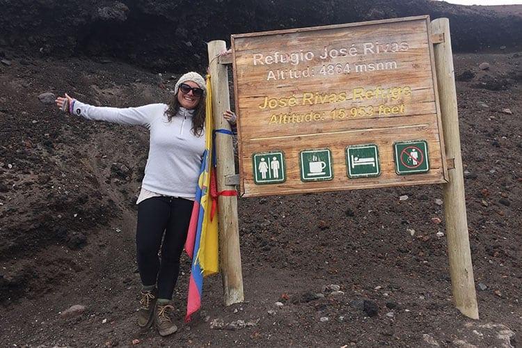 Traveler Tuesday – Abbie of Speck on the Globe - Jose Rivas