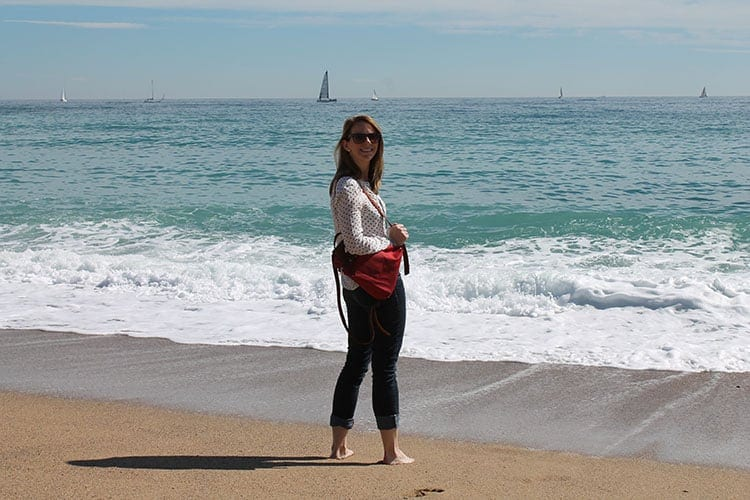 Traveler Tuesday - Erin of 10 Miles Behind Me_Barcelona