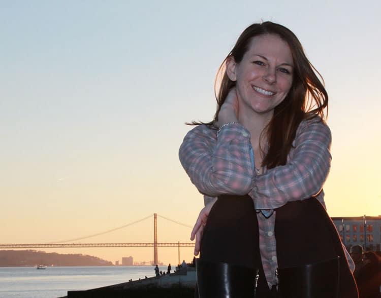 Traveler Tuesday - Erin of 10 Miles Behind Me_Lisbon