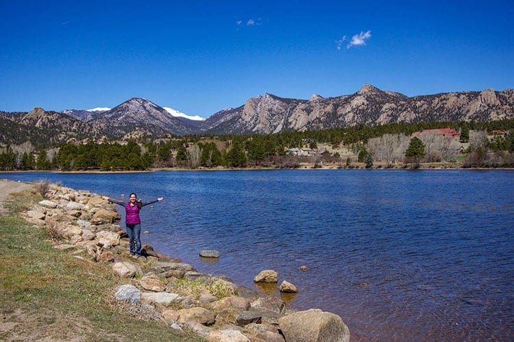 Traveler Tuesday - Marissa of Little Things Travel - Estes Park, Colorado