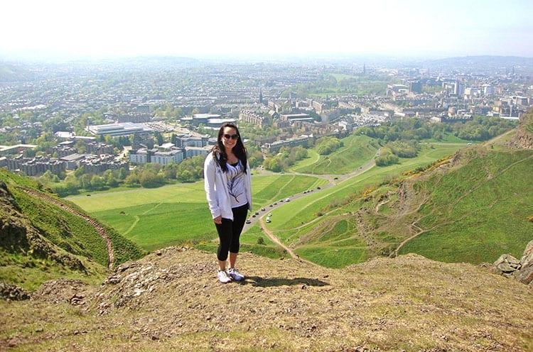 Traveler Tuesday - Marissa of Little Things Travel - Study Abroad Edinburgh Scotland