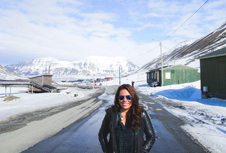 Traveler Tuesday - Megan Starr in Svalbard