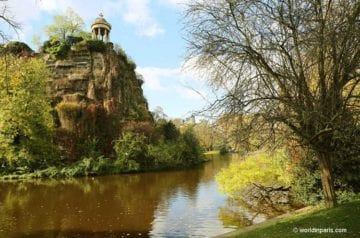 aris Profiles – 19th Arrondissement with World: Buttes Chaumont