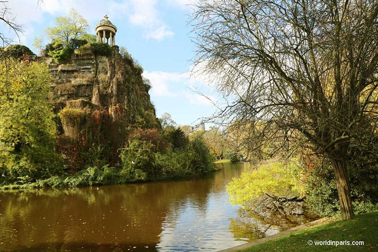 Paris Profiles – 19th Arrondissement with World: Buttes Chaumont