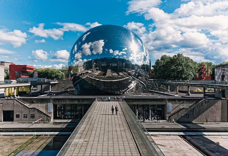 Paris 19th Arrondissement - Le Canal de la Villette