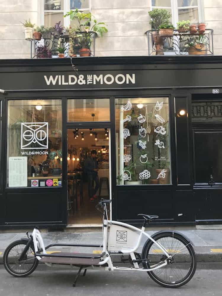 Paris Profiles - 3rd Arrondissement with Kasia-Wild and the Moon