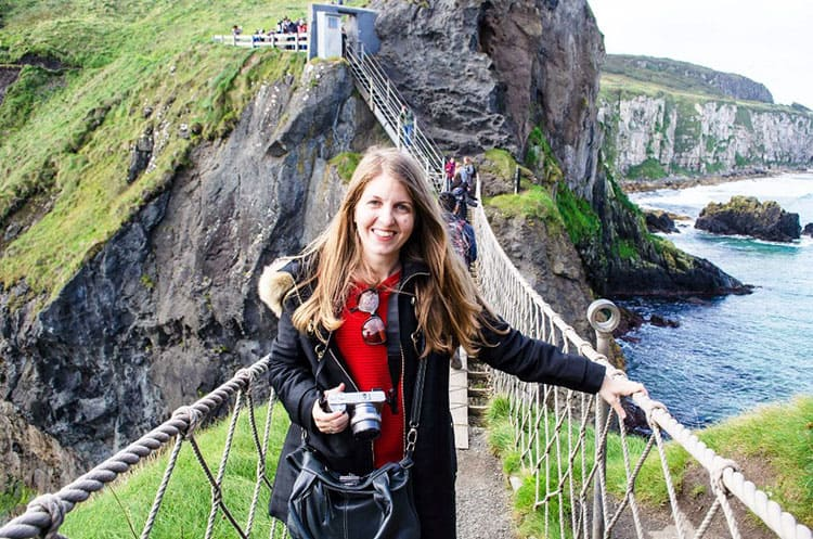 Traveler Tuesday - Chrysoula of Travel Passionate_Carrick bridge-1