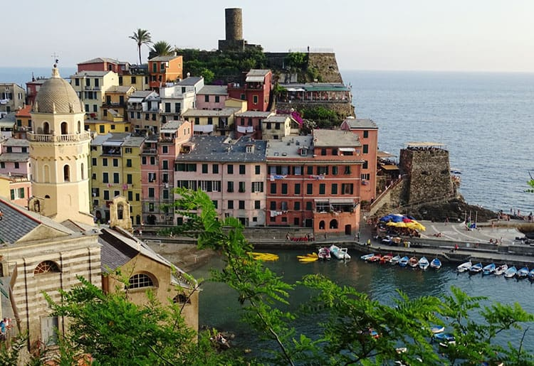 Traveler Tuesday - Chrysoula of Travel Passionate_Vernazza 2