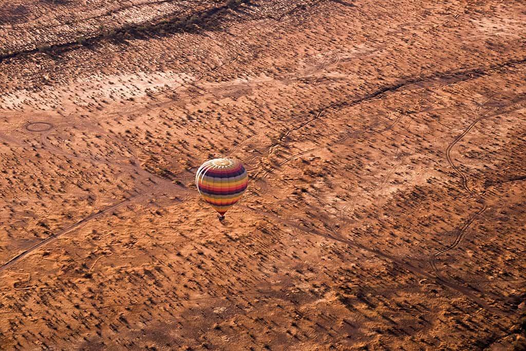 Balloons AZ in the Air