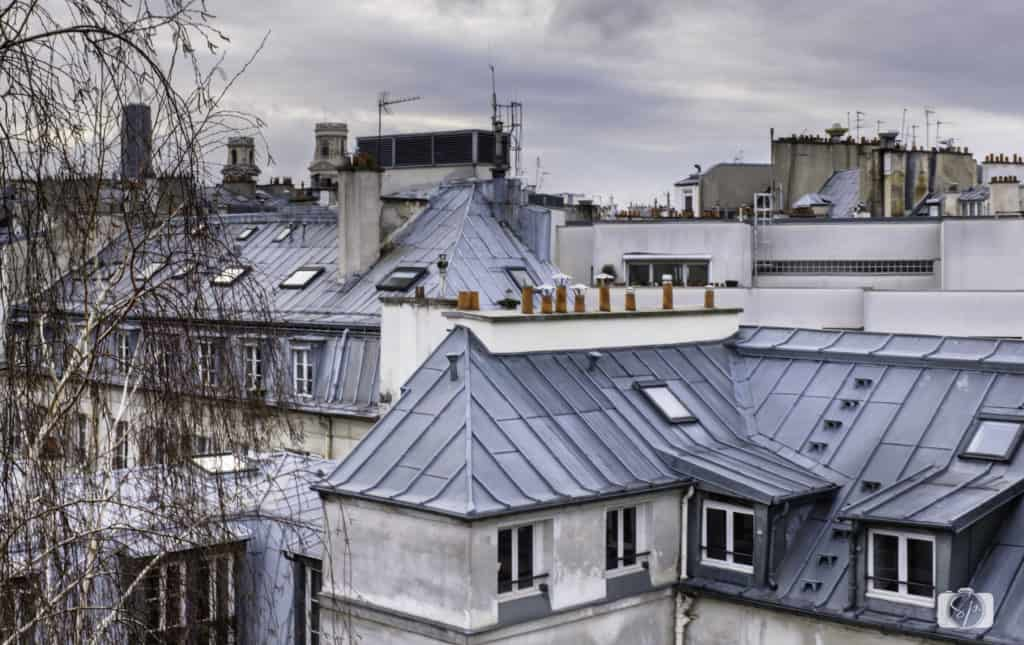 Rooftop-View-From-Relais Christine-Paris