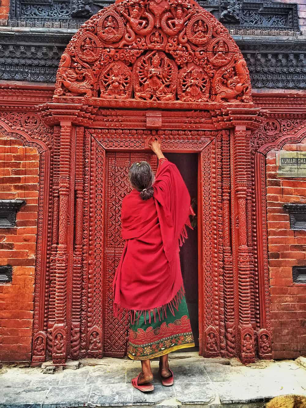 Traveler Tuesday - Divsi of Quirky Wanderer Kathmandu Nepal
