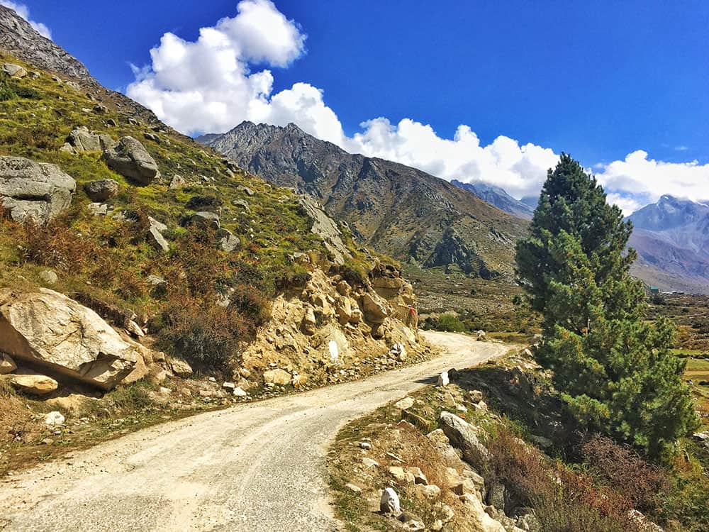 Traveler Tuesday - Divsi of Quirky Wanderer - Road tripping in Himachal- The road to Chitkul