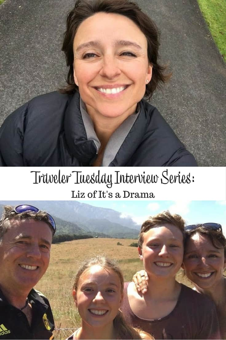 Traveler Traveler Tuesday Travel Blogger Interview with Liz of It's a DramaTuesday Travel Blogger Interview with Liz of It's a Drama