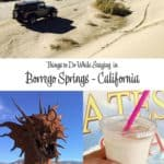 5 Things to Do While Staying in Borrego Springs