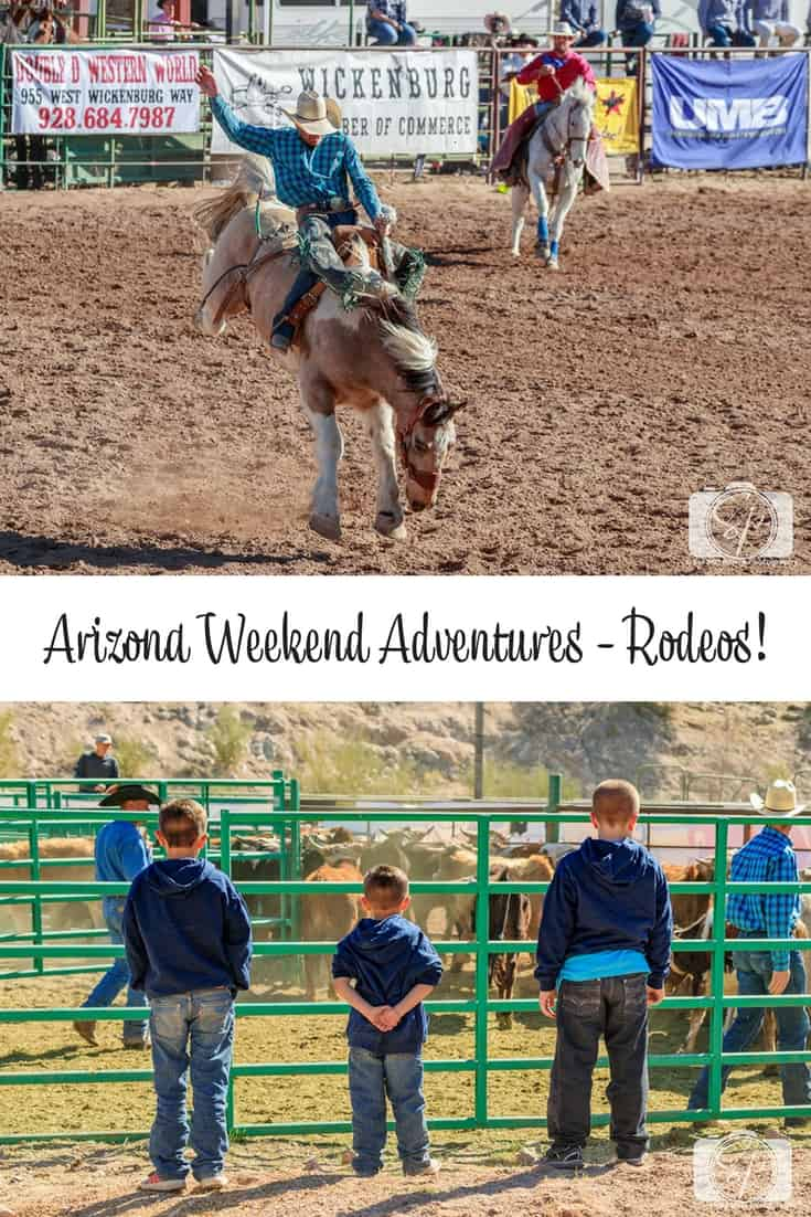 Arizona Weekend Adventures - Rodeos