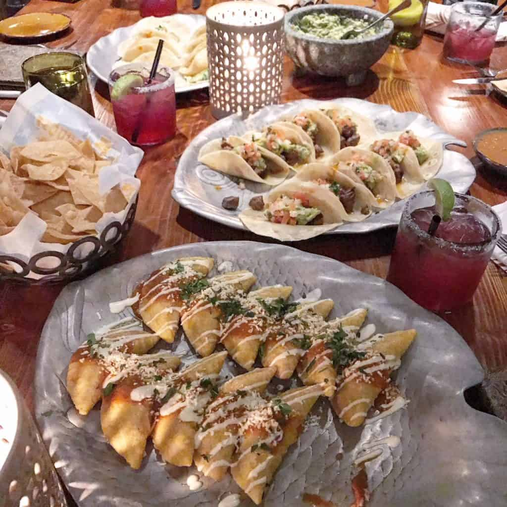 Luxury Resorts Scottsdale Fairmont Scottsdale Princess La Hacienda Tacos