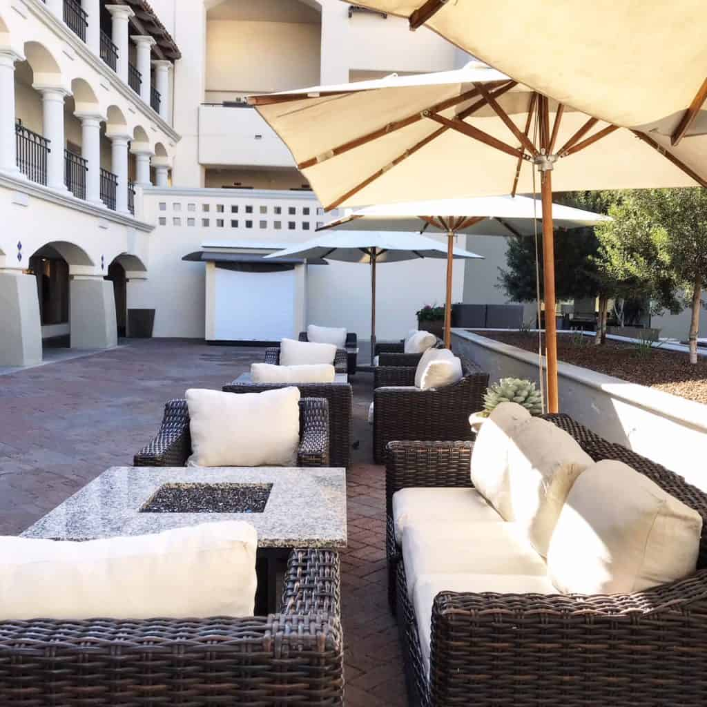 Luxury Resorts Scottsdale Fairmont Scottsdale Princess Outdoor Lounge