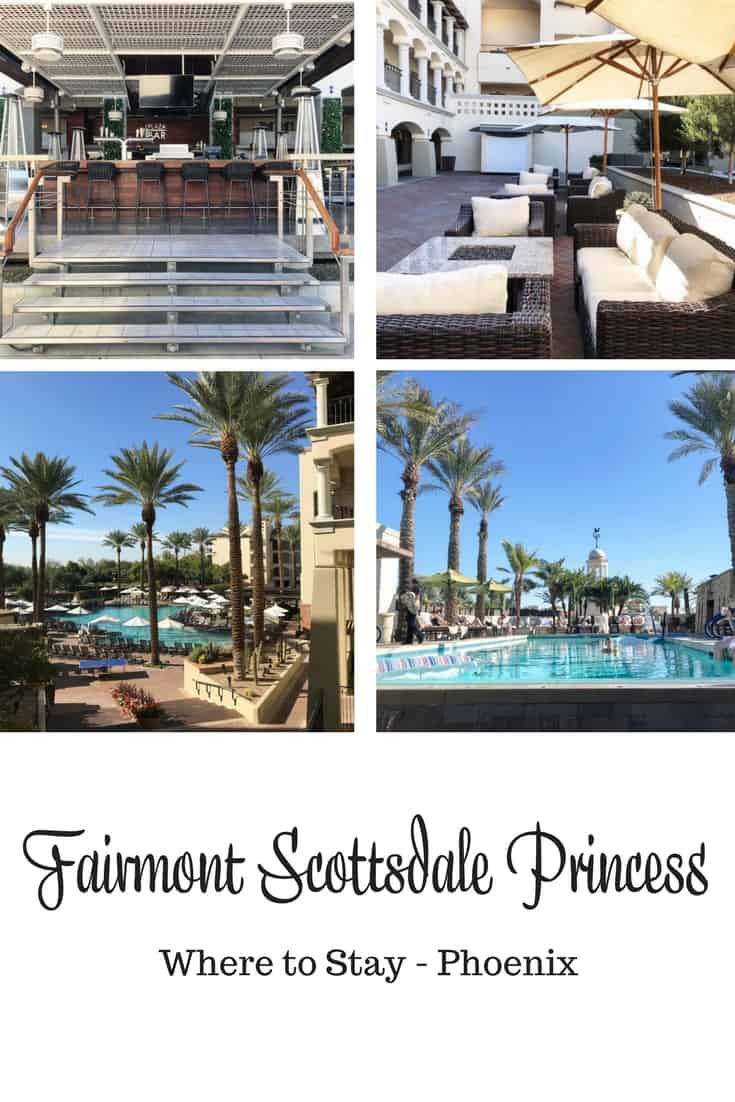 Luxury Resorts Scottsdale Fairmont Scottsdale Princess