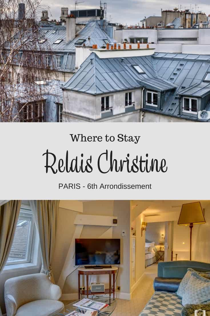 Relais Christine Paris