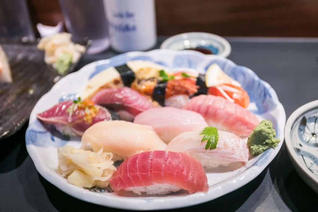 Seattle Sushi