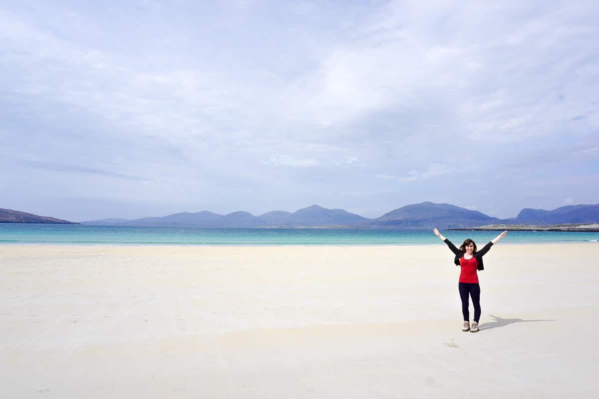 Traveler Tuesday - Sonja of Migrating Miss Beach