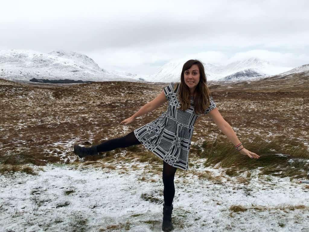 Traveler Tuesday - Sonja of Migrating Miss Snow