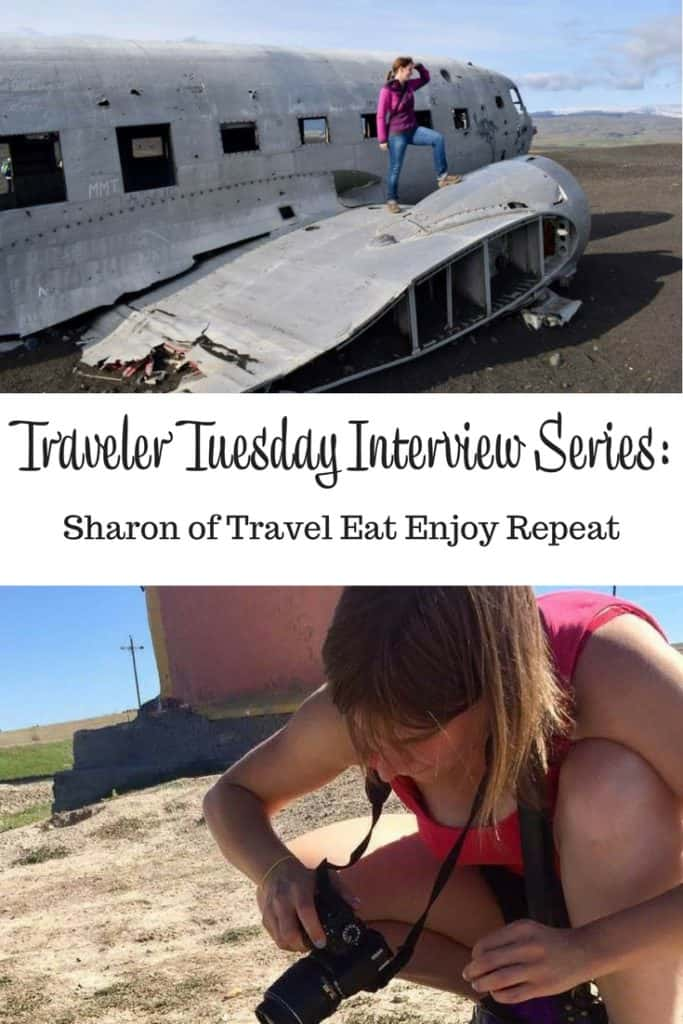 Traveler Tuesday Travel Blogger Interview with Sharon of Travel Eat Enjoy Repeat