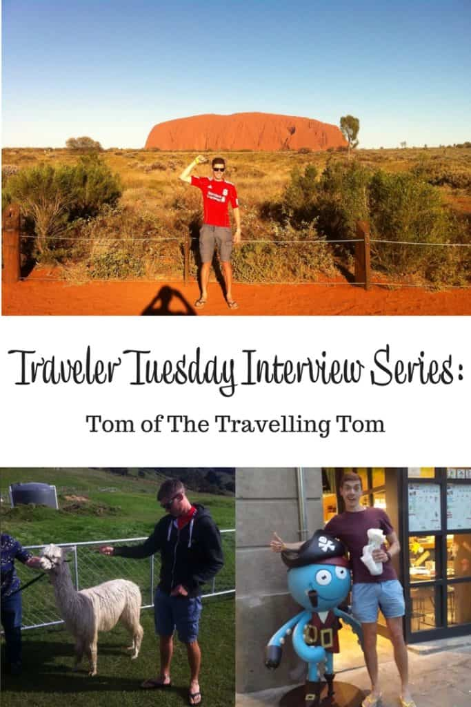 Traveler Tuesday Travel Blogger Interview with Tom of The Travelling Tom