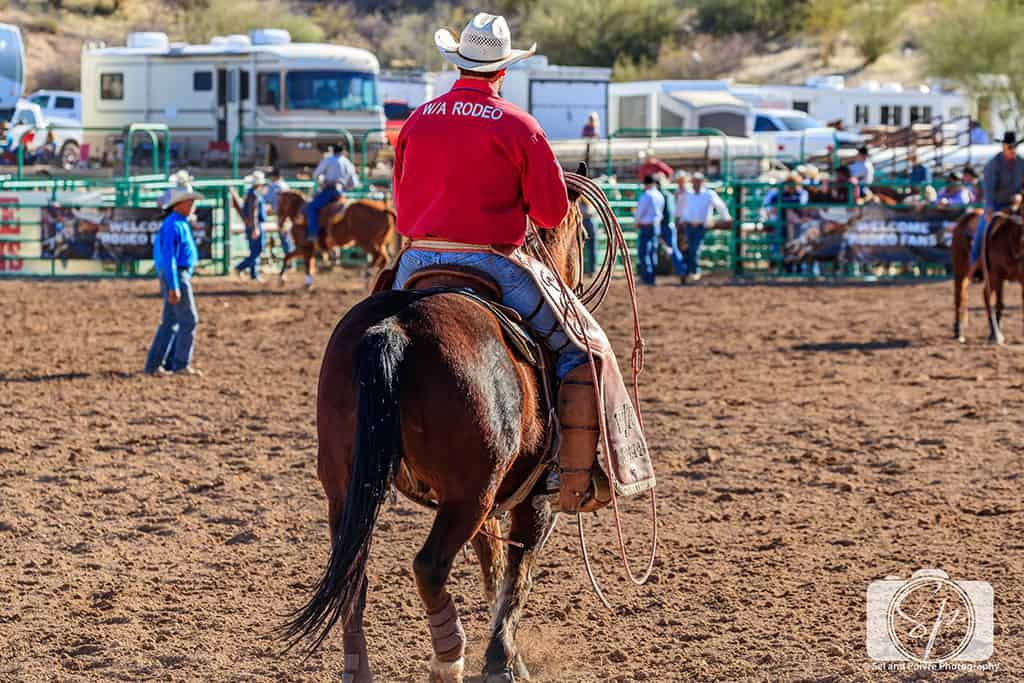 Arizona Rodeo - Wickenburg Rodeo