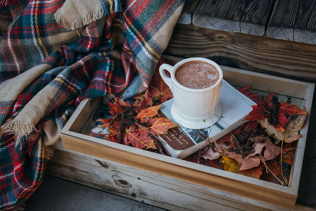 Crushing on Colorado_Hot Chocolate and Book_Photo by Alisa Anton on Unsplash