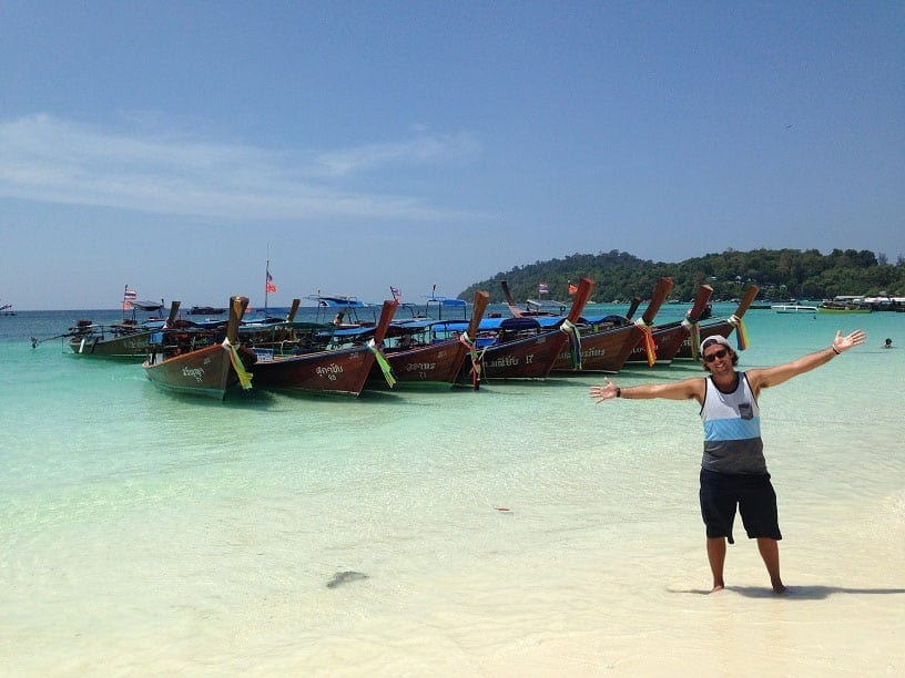 Traveler Tuesday - Craig of Vagabond Disposition_Koh Lipe