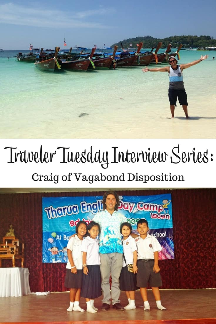 Traveler Tuesday Travel Blogger Interview with Craig of Vagabond Disposition(1)
