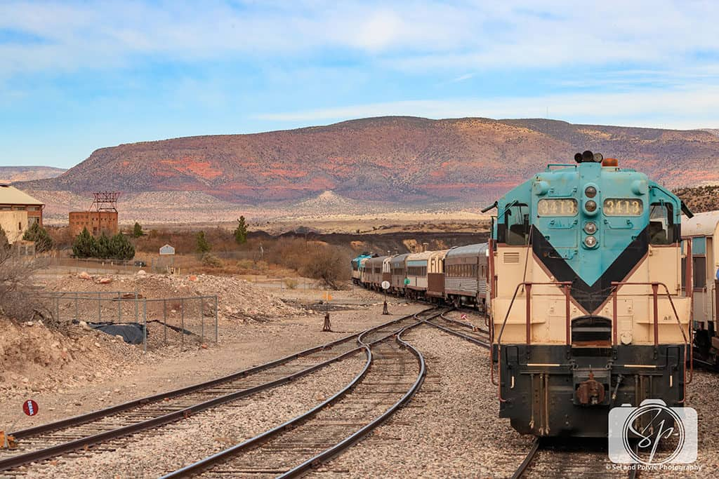 Arizona Weekend Adventures - Verde Canyon Railroad Andi
