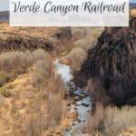 Arizona Weekend Adventures – Verde Canyon Railroad