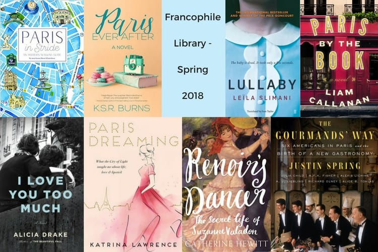 Francophile Library - Spring 2018 Edition 2(1)