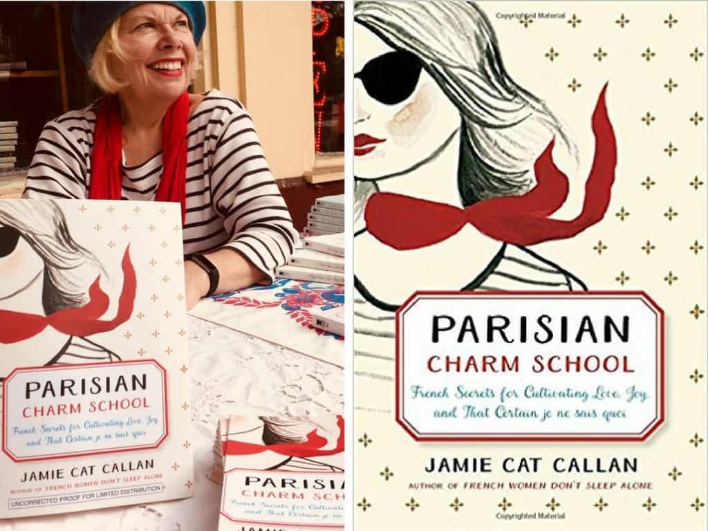 Parisian Charm School Jamie Cat Callan