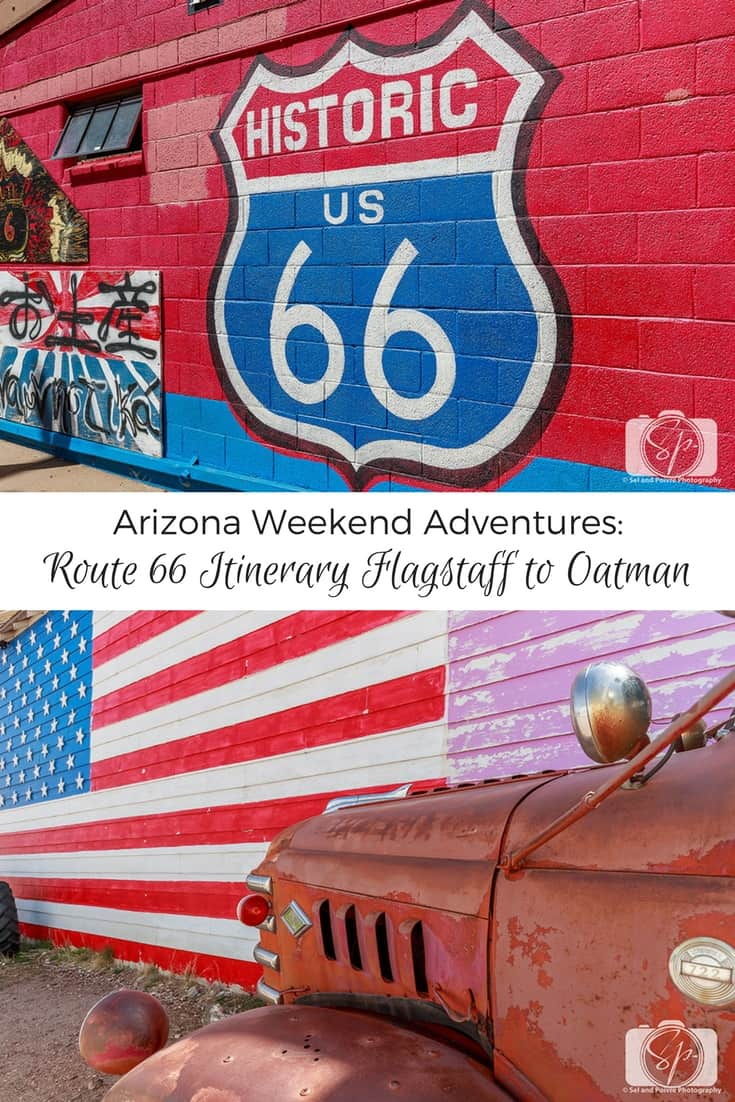 Weekend Adventures: Route 66 Itinerary Flagstaff to Oatman