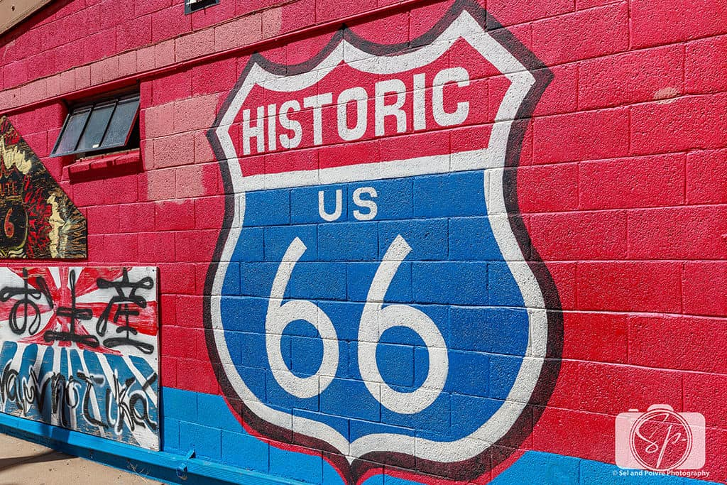 Route 66 Seligman Arizona