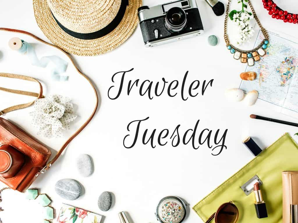 Traveler Tuesday