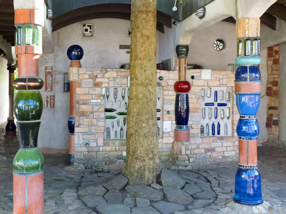 Traveler Tuesday - Karen of World Wide Writer_The Hundertwasser Toilets, New Zealand - I always enjoy oddities!