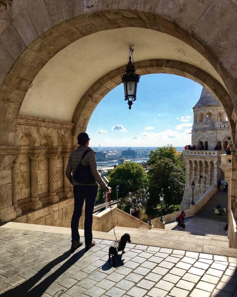 Traveler Tuesday - Shandos of Travelnuity_Shandos and Schnitzel Exploring Budapest