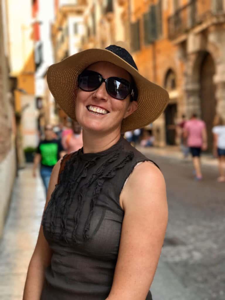 Traveler Tuesday - Shandos of Travelnuity_Shandos in Fair Verona