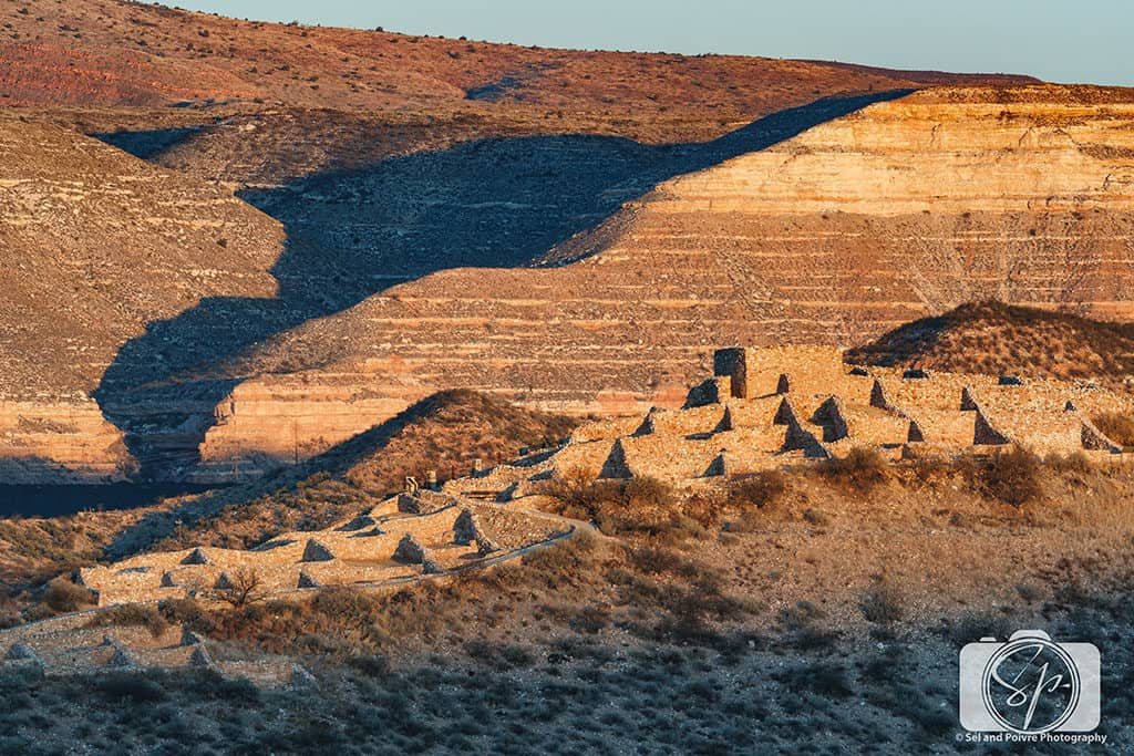 The 50 Best Day Trips from Phoenix - Tuzigoot-National Monument from Dead Horse State Park Zoom
