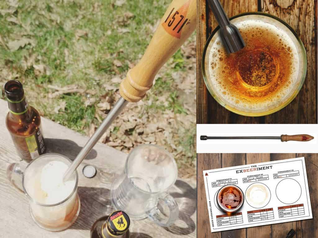 1571 Fahrenheit [1571F] Beer Caramelizer