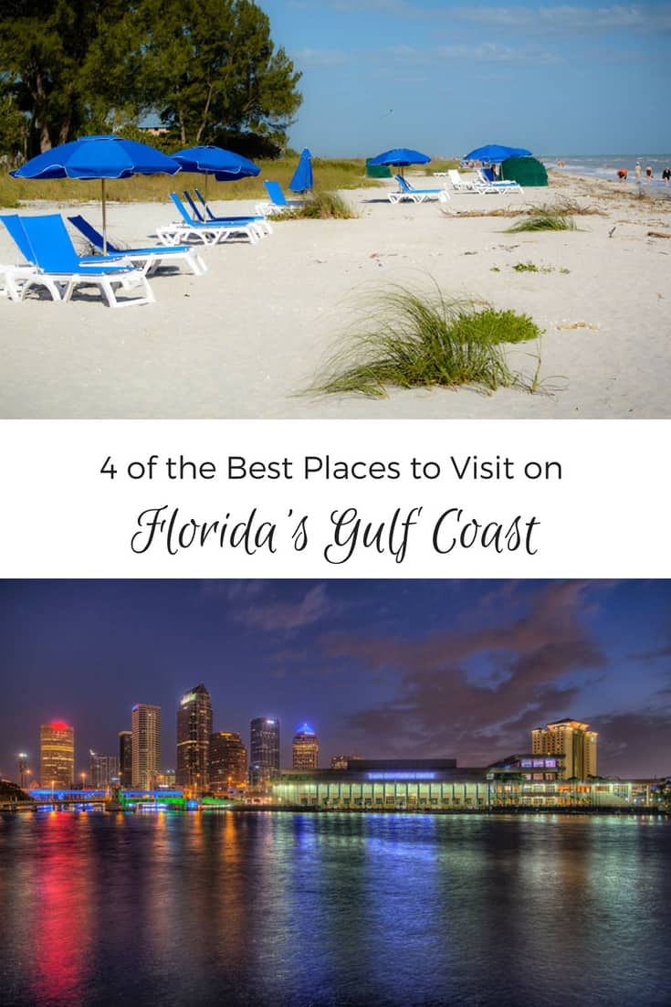 4 of the Best Places to Visit on Florida's Gulf Coast