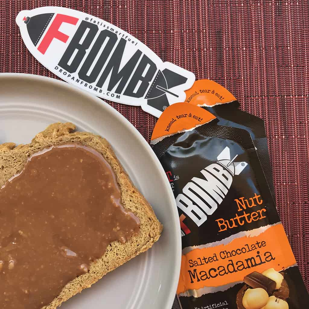 F Bomb Nut Butter